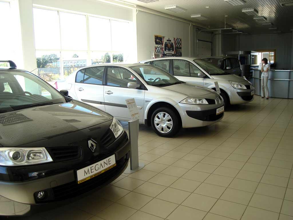 Renault рено открылся в г нефтекамск в